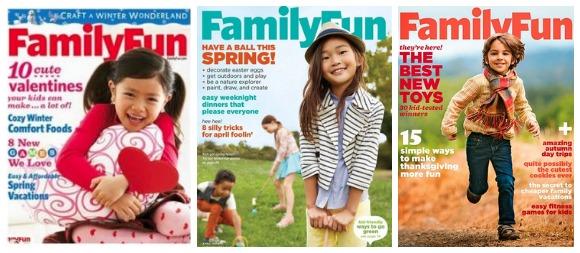 familylfun magazine