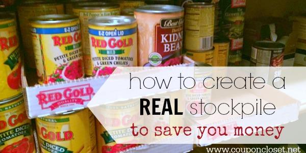 stockpile food Facebook image