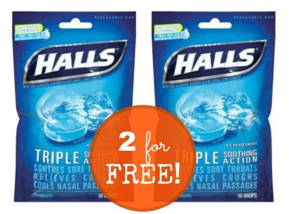 halls free