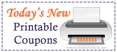 todays new coupons