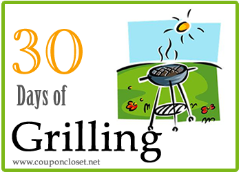 30 days of grilling