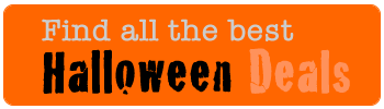 Halloween deals banner