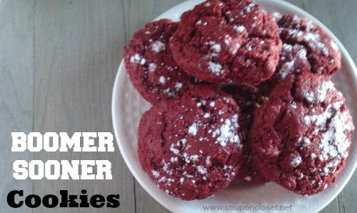 boomer sooner cookies