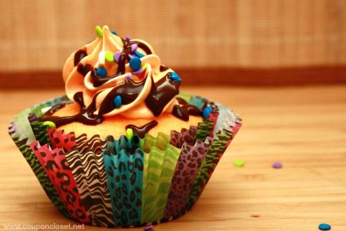 Chocolate Pumpkin Cupcake Recipe – The perfect dessert for fall!