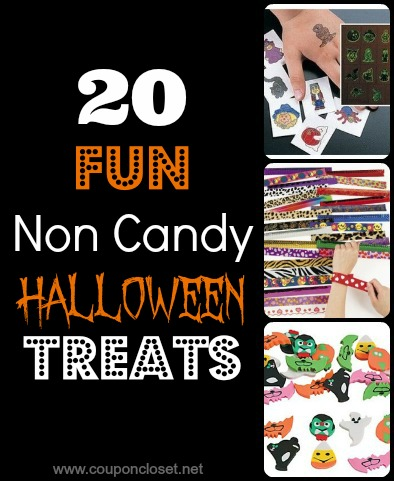 non candy treats Collage
