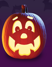 thomas pumpkin template - free pumpkin carving patterns over 750 designs one