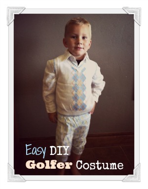 diy colfer costume