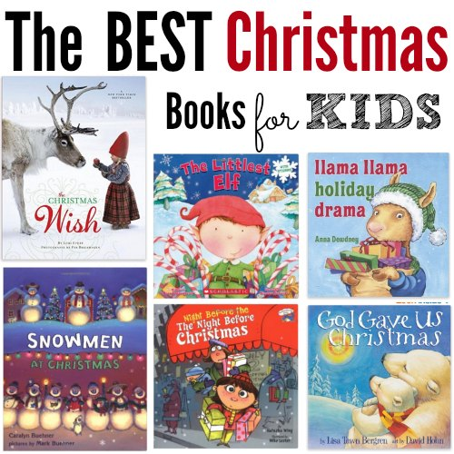 check out our top 30 of the best christmas books for kids here - Best Christmas Books