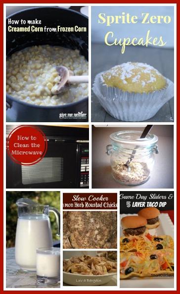 money saving recipes
