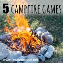 campfire games square