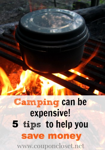 Camping can be so expensive if you let it. Save money on camping with these easy money saving tips.