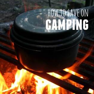 save on camping square