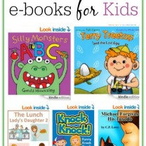 50 FREE ebooks for kids