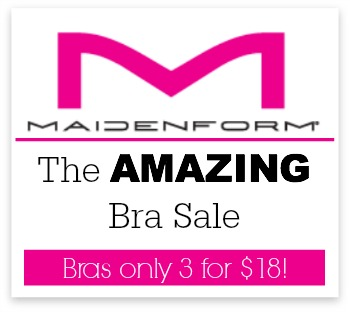 Maidenform sale bras only 6 coupon closet for Maidenform t shirt bra sale