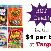 targetr cereal deal