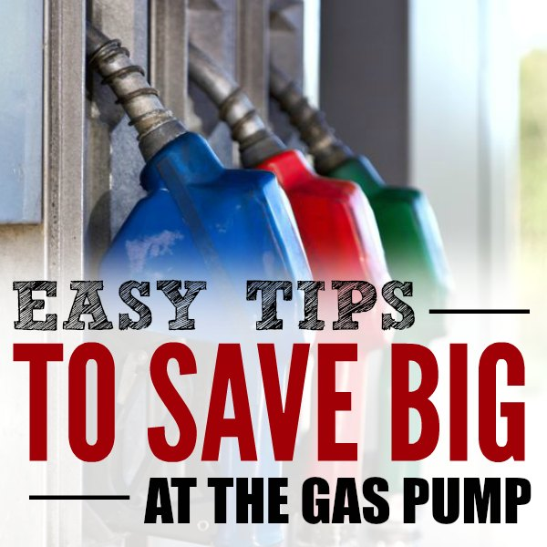 Easy tips on how to save on gas. How to save on gas while driving and easy tips to help you save big on gas at the gas pump.