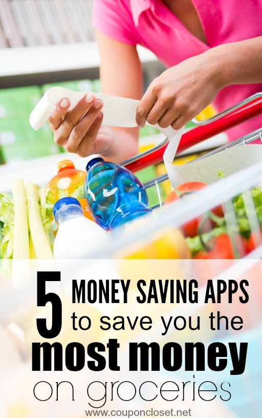money saving apps for groceries