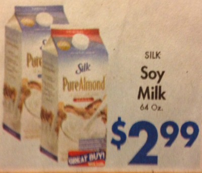 silk soy milk homeland