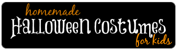 Homemade halloween costumes for kids banner