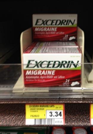 excedrin migrain