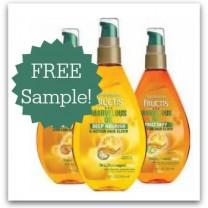 free garnier sample