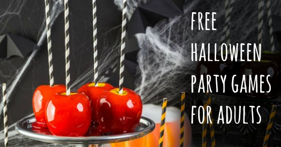 5 Halloween Party Games for Adults That Cost Nothing - One Crazy Mom