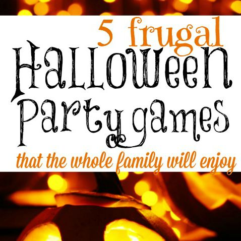 5 frugal halloween party games for families one crazy mom