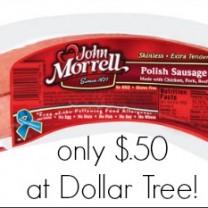 john morrell dollar tree