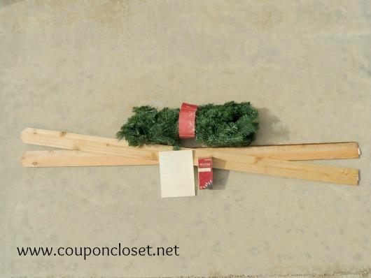 Christmas tree materials