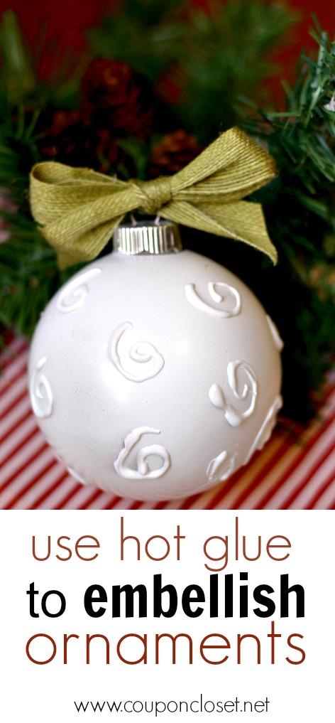 embellish ornaments