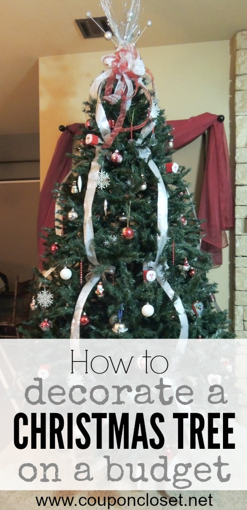 High Quality How To Decorate A Christmas Tree