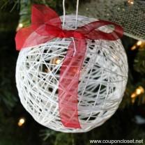 string ornament square