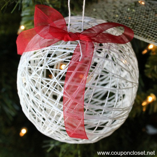 Dollar Christmas Ornaments