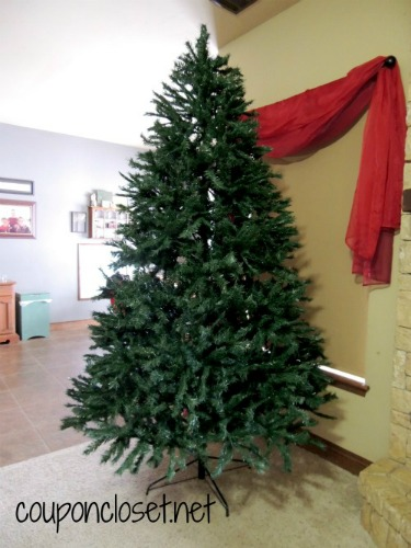 How to Decorate a Christmas Tree - buy a nice tree