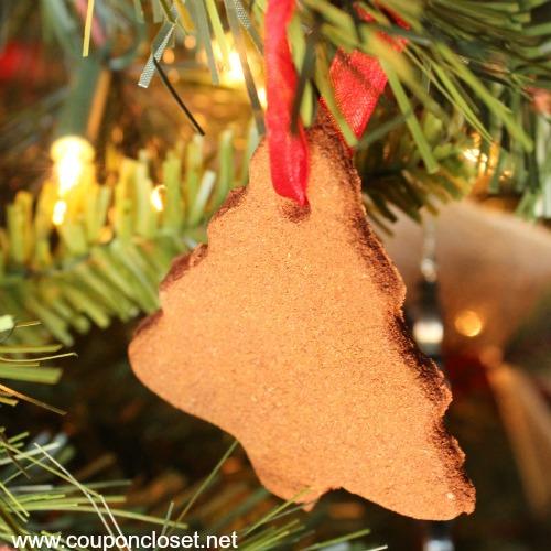 cinnamon ornaments - square