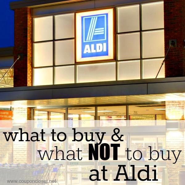 aldi grocery store - square