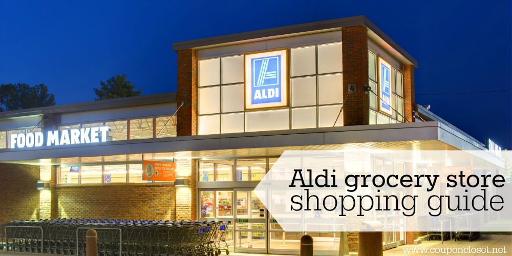 aldi shopping guide