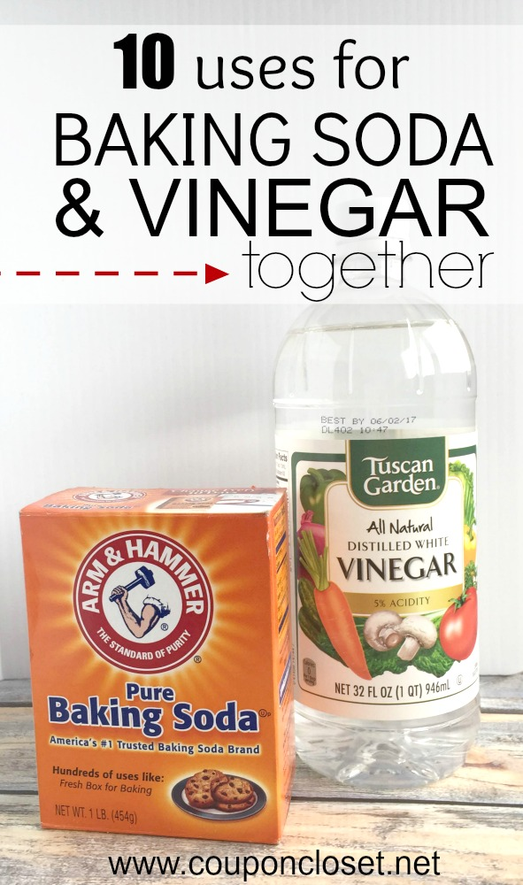 Uses for baking soda and vinegar 10 clever ways to use them What kind of vinegar is used for cleaning