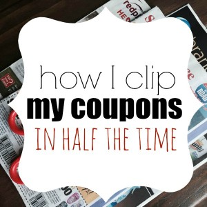 clip coupons fast - square