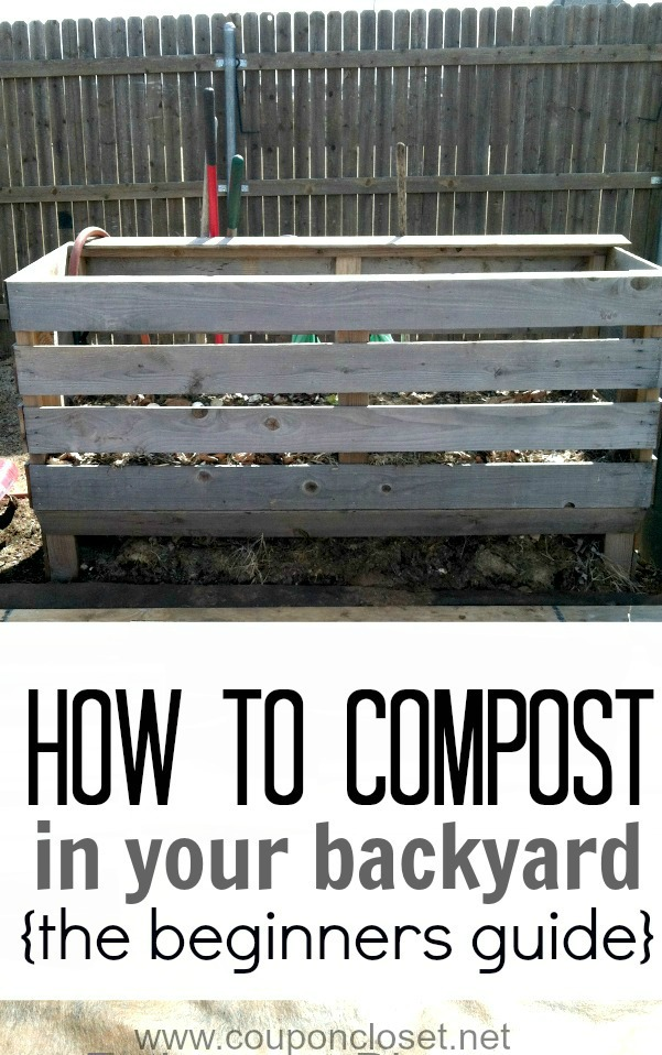 how to create compost quickly