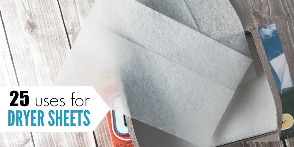 27 alternative uses for dryer sheets coupon closet. Black Bedroom Furniture Sets. Home Design Ideas