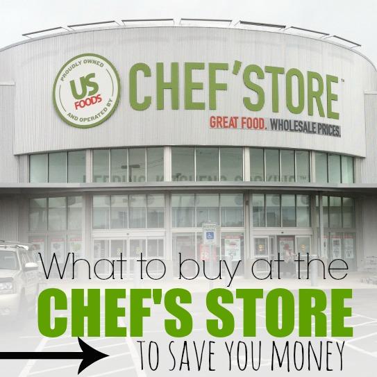 chefs store square
