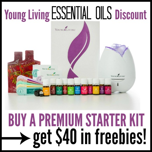 young living deal ssquare