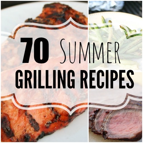 Easy Summer Grilling Recipes