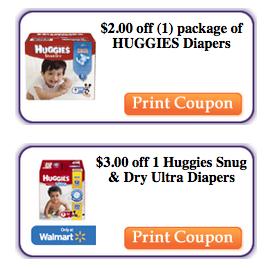 image about Printable Coupons for Huggies Diapers identify Printable coupon codes huggies diapers walmart : Ninja cafe