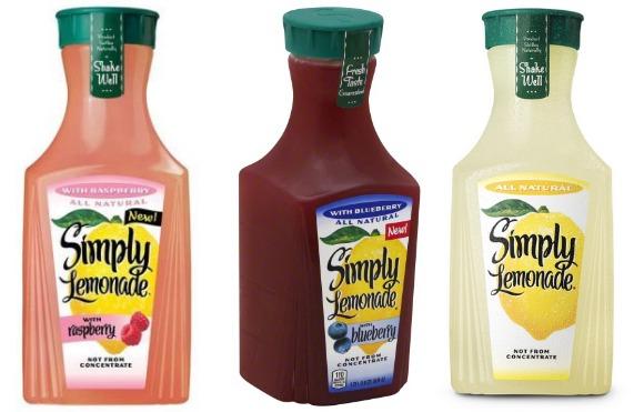 simply llemonade