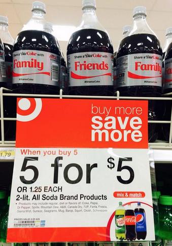 hot coca cola soft drinks coupon print now target scenario coupon closet. Black Bedroom Furniture Sets. Home Design Ideas