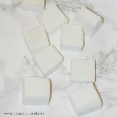 Melt and Pour Soap blocks