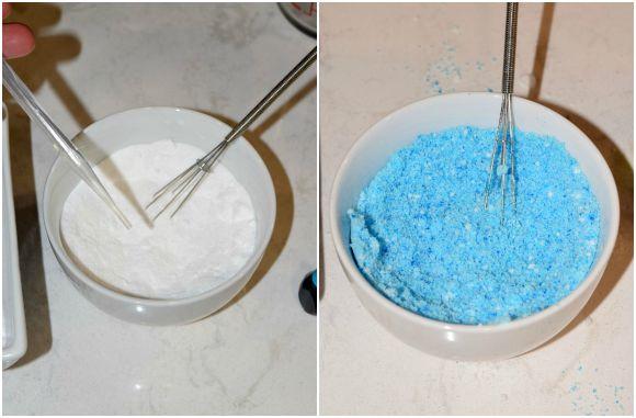 bath bomb recipe - how to make