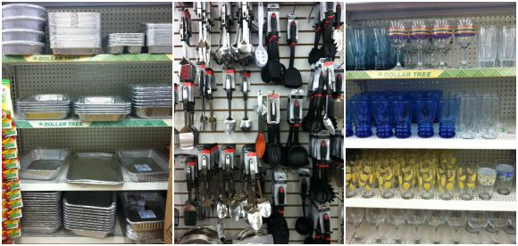 dollar tree store - kitchen tools